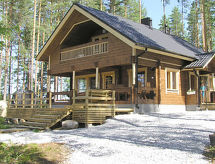 Kerimäki - Vakantiehuis Metsola / huilinpaikka