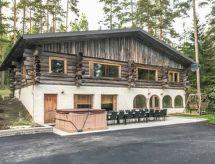 Mäntyharju - Vakantiehuis Torvilahti