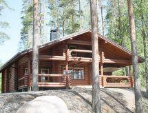 Mäntyharju - Ferienhaus Salmelanrinne