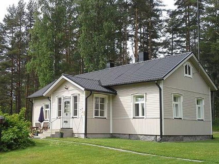 met je hond naar dit vakantiehuis in Mikkeli