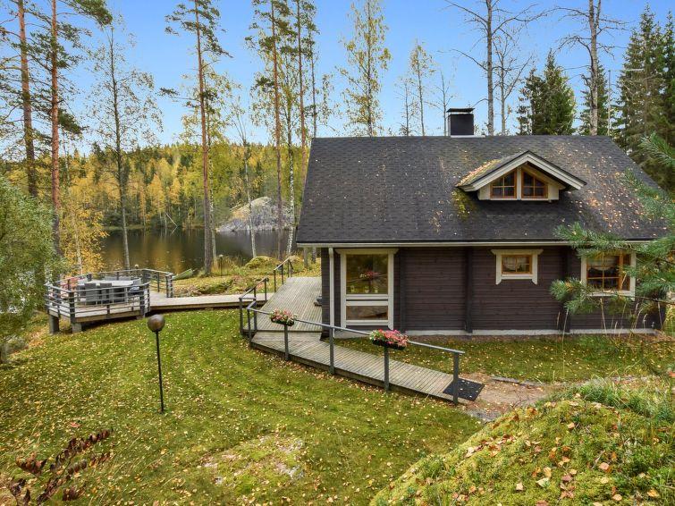 Ferienhaus Mykkylä