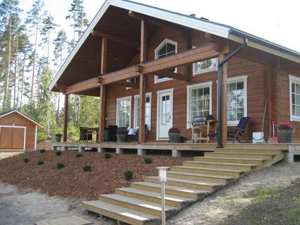 ferienhaus lehessalmen m kki in mikkeli finnland fi4660. Black Bedroom Furniture Sets. Home Design Ideas