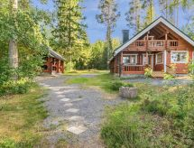 Pertunmaa - Ferienhaus Tallukka