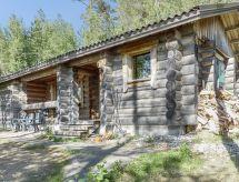Punkaharju - Maison de vacances Matikkaniemi