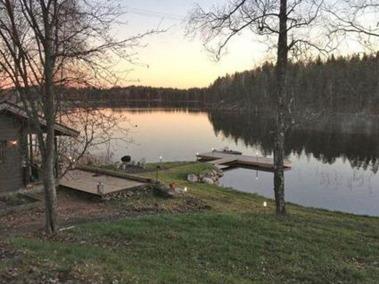 Ferie hjem Koivuranta med mikrobølgeovn og tv