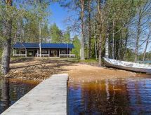 Savonlinna - Casa de vacaciones Rantapirtti