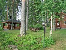 Savonlinna - Casa de vacaciones Korvenvalkama