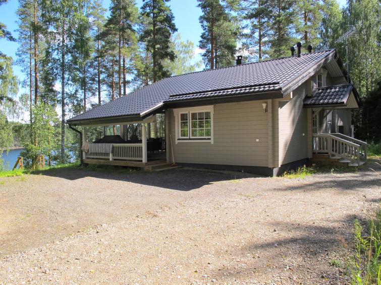 met je hond naar dit vakantiehuis in Savonlinna
