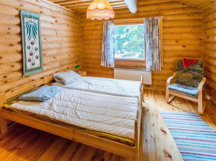 met je hond naar dit vakantiehuis in Hankasalmi