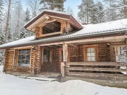 ferienhaus hepolehto in hankasalmi finnland. Black Bedroom Furniture Sets. Home Design Ideas