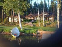 Hankasalmi - Maison de vacances Villa hatakka