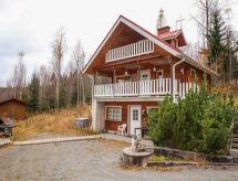 Jämsä - Dom wakacyjny Hirsiranta
