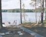 Foto 4 interior - Casa de vacaciones Aittoniemi i, rimpilän lomamökit, Jämsä
