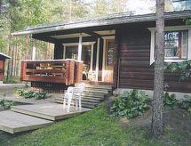 Jämsä - Casa de vacaciones Aittolahti 1, rimpilän lomamökit