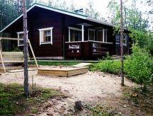 Jämsä - Casa de vacaciones Aittolahti 2, rimpilän lomamökit