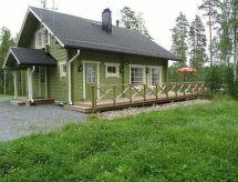 Jämsä - Casa de vacaciones Puolukkahuvila