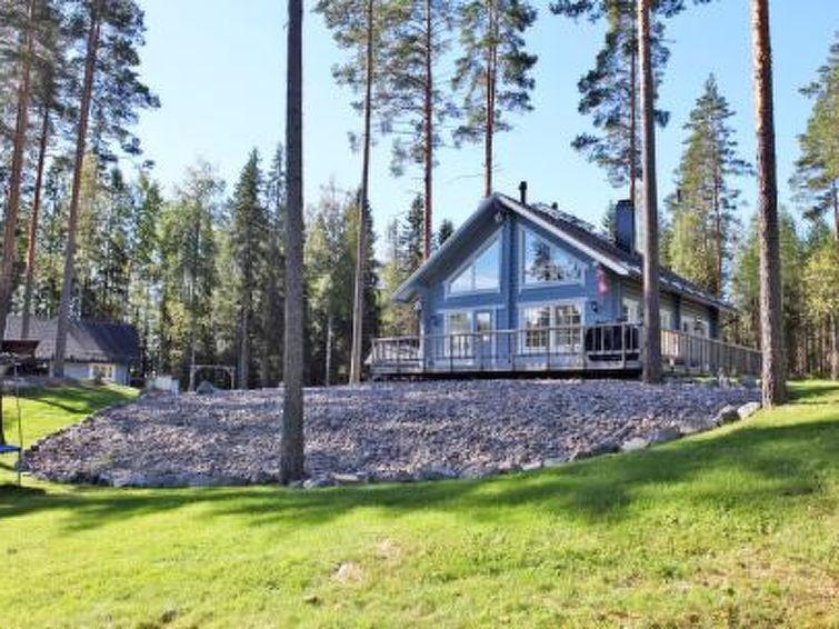 met je hond naar dit vakantiehuis in Jämsä