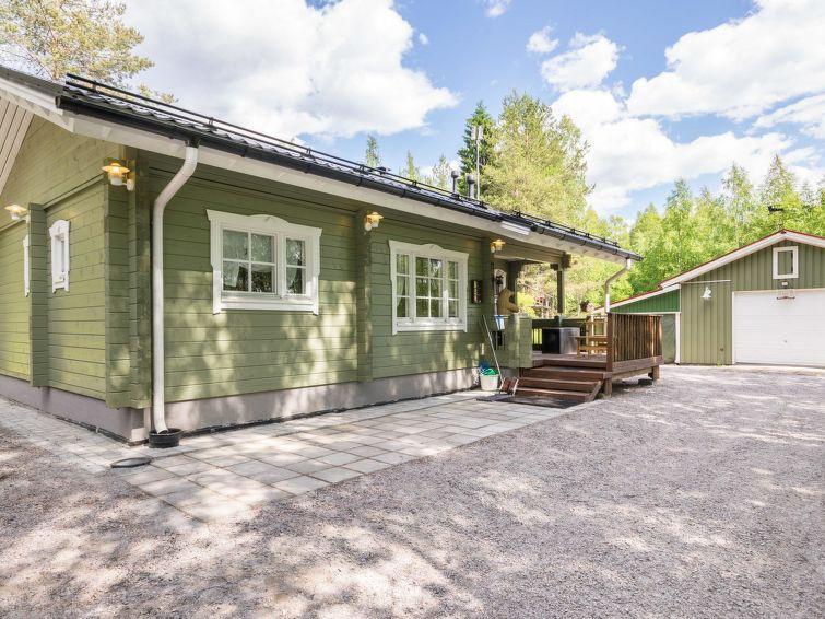 Ferienhaus Isoniemi