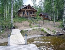 Joutsa - Casa de vacaciones Puulanhovi