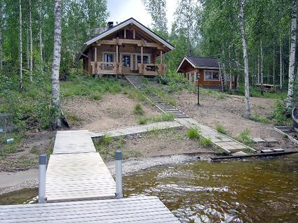 ferienhaus puulanhovi in joutsa finnland. Black Bedroom Furniture Sets. Home Design Ideas
