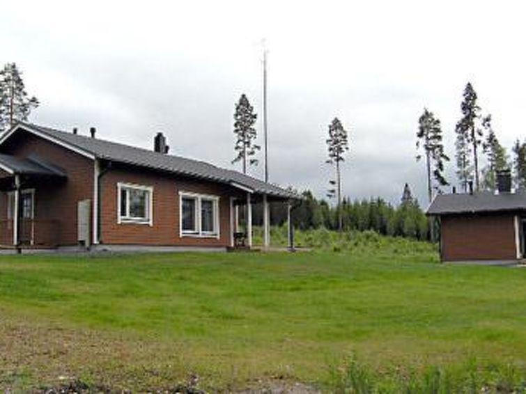 met je hond naar dit vakantiehuis in Jyväskylä