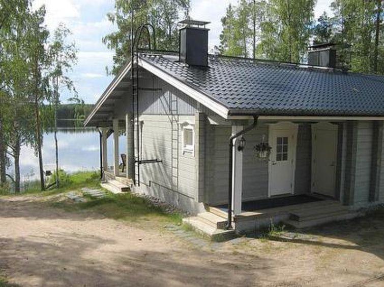 Casa de vacaciones Varvali con lavadora y microondas