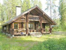 Konnevesi - Vakantiehuis Pynnölänniemi