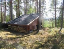 Ilves with microwave and fireplace
