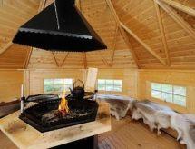 Metso med sauna og parkering