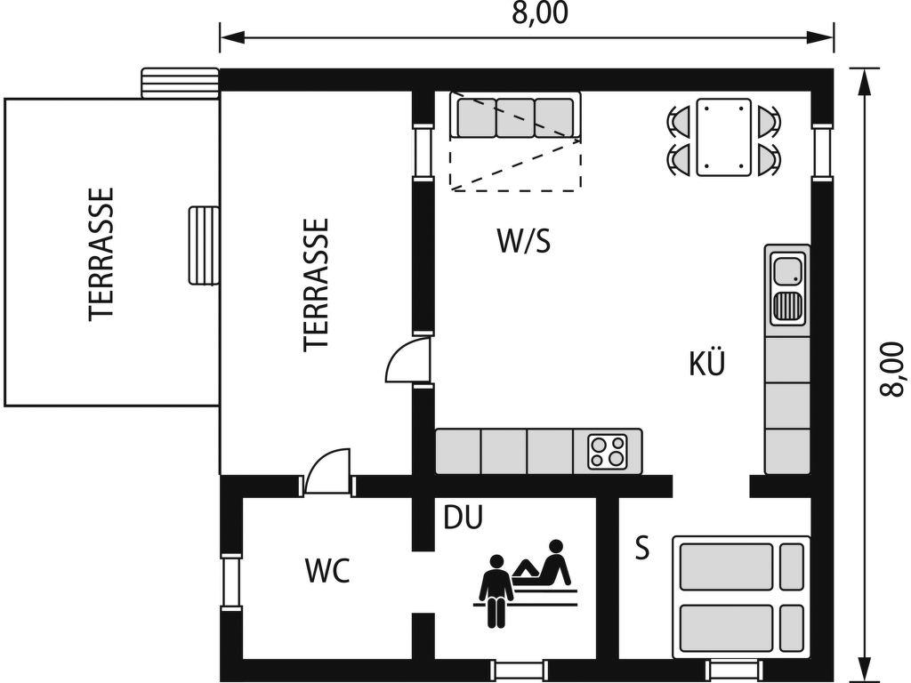 Ferienhaus Osmola (FIJ070) (2648430), Leivonmäki, , Mittelfinnland - Oulu, Finnland, Bild 11