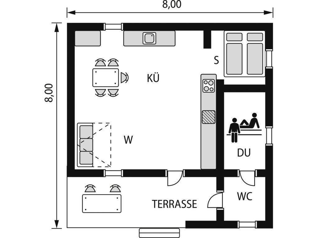 Ferienhaus Ainola (FIJ071) (358663), Leivonmäki, , Mittelfinnland - Oulu, Finnland, Bild 18