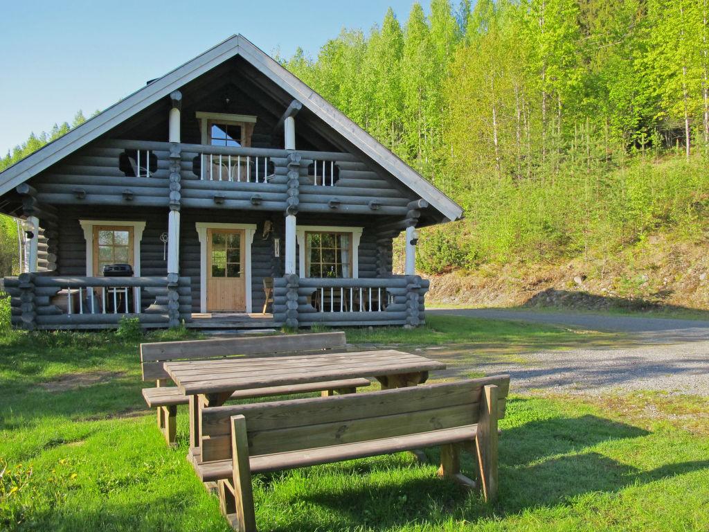 Ferienhaus Sinisorsa (FIJ073) (503537), Leivonmäki, , Mittelfinnland - Oulu, Finnland, Bild 13