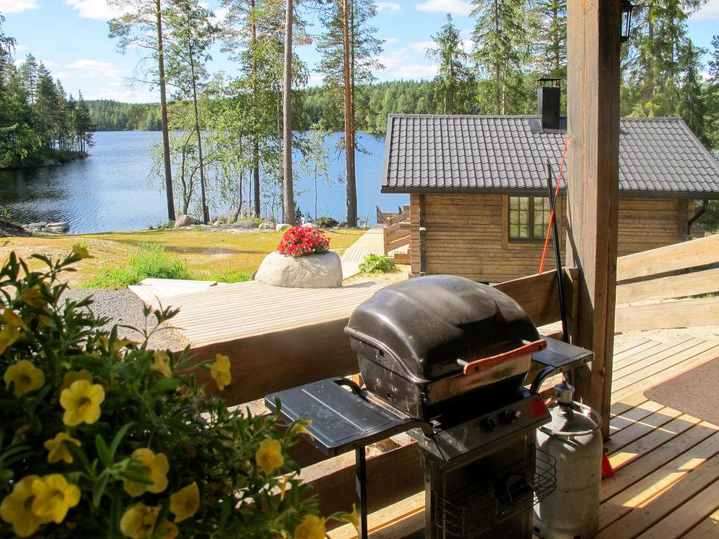 Ferienhaus Iltaranta (FIJ077) (615822), Leivonmäki, , Mittelfinnland - Oulu, Finnland, Bild 16
