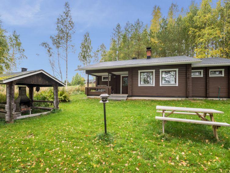 met je hond naar dit vakantiehuis in Petäjävesi