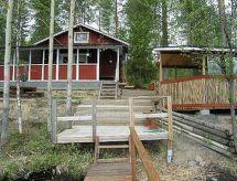 Viitasaari - Ferienhaus Riihimökki