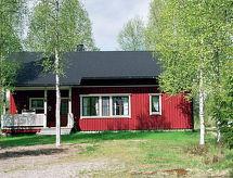 Hyrynsalmi - Casa de férias Mustikkainen