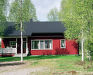 Ferienhaus Mustikkainen, Hyrynsalmi, Sommer