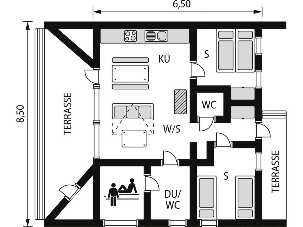 Maison de vacances Poiju Villa (FIL122) (2368784), Oulu, , Centre de la Finlande - Oulu, Finlande, image 2
