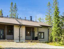 Pudasjärvi - Ferienhaus Aihki b