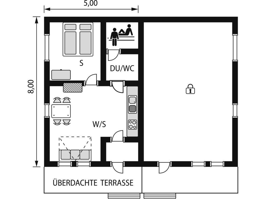 Appartement de vacances Kelo Cottage (FIL170) (2362663), Syöte, , Centre de la Finlande - Oulu, Finlande, image 16