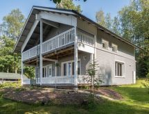 Sotkamo - Vacation House Saunaranta, vuokatti