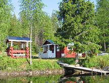 Sotkamo - Casa de vacaciones Pernumäen lomamökit mustikka