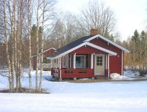 Taivalkoski - Casa de vacaciones Jokijärven lomat/hilla