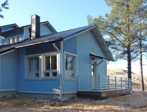 Taivalkoski - Maison de vacances Ferienhaus mit Sauna (FIL100)