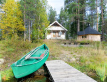Taivalkoski - Vacation House Havukunnas (FIL140)