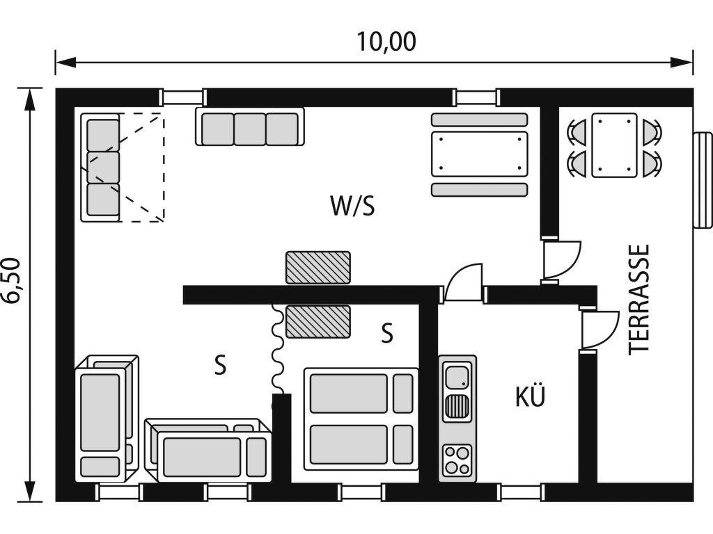 Maison de vacances Kylkeinen (FIL151) (383131), Taivalkoski, , Centre de la Finlande - Oulu, Finlande, image 21