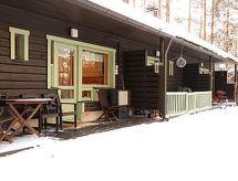 Utajärvi - Holiday House Rokua vaulupirtti