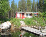 Foto 1 interior - Casa de vacaciones Pernumäen lomamökit puolukka, Tuhkakylä