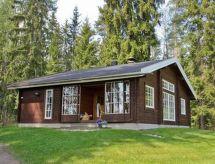 Asikkala - Casa de vacaciones Hämeenhelmi, pätiälän kartanon loma-asun