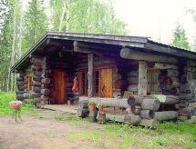 Asikkala - Dom wakacyjny Alppimaja, pätiälän kartanon loma-asunno